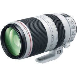 Lenses with different lengths can provide different effects.