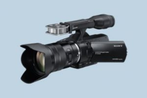 A good video camera to consider.